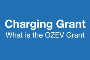 What is the OZEV Grant